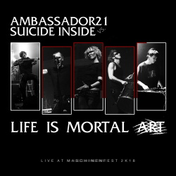 Ambassador21 - Human Rage (2CD Limited Edition) (2016)