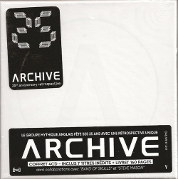 Archive - 25 (4CD) (2019)
