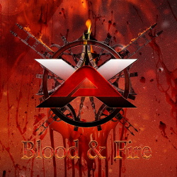Arise-X - Blood & Fire (2019)