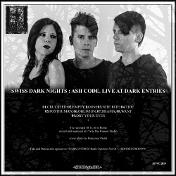 Ash Code - Live at Dark Entries 2016 (2019)