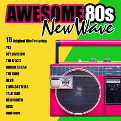 VA - Awesome 80s: New Wave (2019)