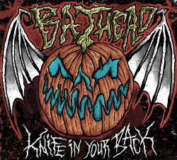 Bathead - Knife In Your Back (EP) (2018)