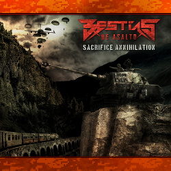 Bestias De Asalto - Sacrifice Annihilation Mini EP (2014)