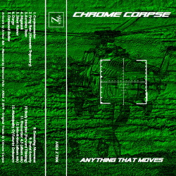 Chrome Corpse - Anything That Moves (2019)