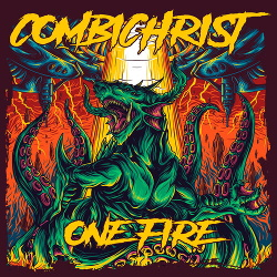 Combichrist - One Fire (Fan Box Set) (3CD) (2019)
