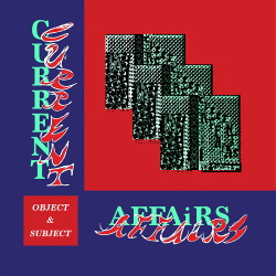 Current Affairs - Object & Subject (2019)