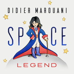 Didier Marouani & Space - Legend (2019)