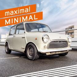 Freunde der Technik - maximal MINIMAL (Limited Edition) (2019)