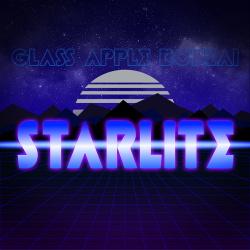 Glass Apple Bonzai - Starlite (EP) (2019)