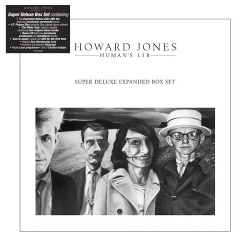Howard Jones - Human's Lib (Remastered Expanded Edition) (3CD Boxset) (2018)