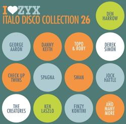 VA - I Love ZYX Italo Disco Collection 26 (3CD) (2018)