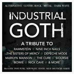 VA - Industrial Goth - A Tribute To (2017)