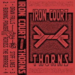 Iron Court - Thorns (EP) (2019)