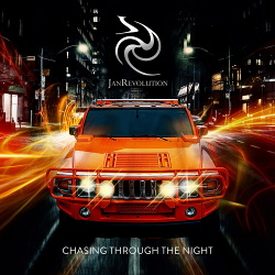 JanRevolution - Chasing Through The Night (Single) (2019)