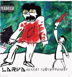 Larva - Mundos Subterraneos (2019)