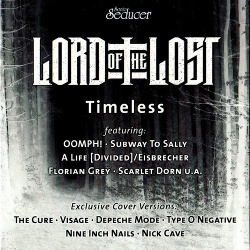 Lord Of The Lost - Timeless (EP) (2019)