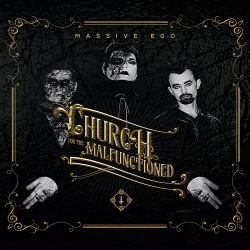 Massive Ego - Church for the Malfunctioned (2CD) (2019)
