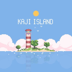 Midwinter Bonfire - Kaji Island (2019)