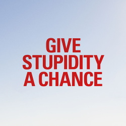 Pet Shop Boys - Give stupidity a chance (Single) (2019)