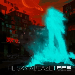 Purple Fog Side - The Sky Ablaze (Remixed) (2019)