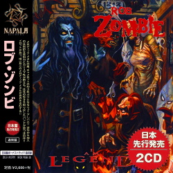 Rob Zombie - I Am Legend (Japanese Edition) (2019)