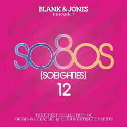 VA - so80s / So Eighties 12 (Presented By Blank & Jones) (2CD) (2019)