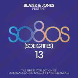 VA - so80s / So Eighties 13 (Presented By Blank & Jones) (2CD) (2019)