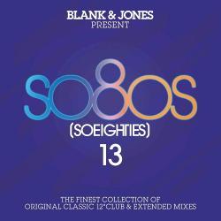 VA - so80s / So Eighties 13 (Presented By Blank & Jones) (2CD) (2019)
