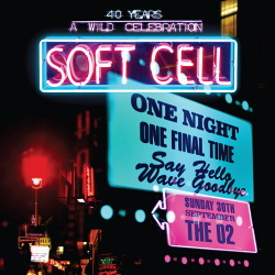 Soft Cell - Say Hello, Wave Goodbye (Live At The O2 Arena) (2CD) (2019)