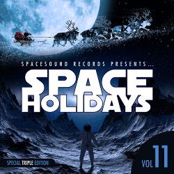 VA - Space Holidays Vol. 11 (3CD) (2019)