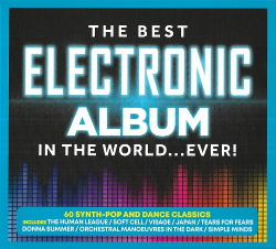VA - The Best Electronic Album In The World... Ever! (3CD Box Set) (2019)