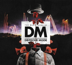VA - The Many Faces Of Depeche Mode (3CD) (2018)