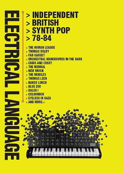 VA - Electrical Language: Independent British Synth Pop 78-84 (4CD) (2019)