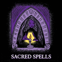 VA - Sacred Spells (Limited Edition) (2019)