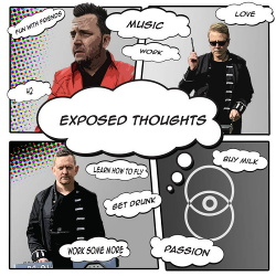 Vogon Poetry - Exposed Thoughts EP (2019)