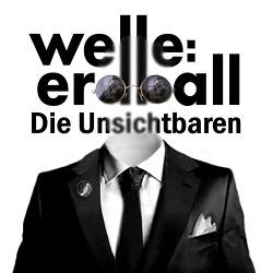 Welle:Erdball - Die Unsichtbaren (Single) (2019)