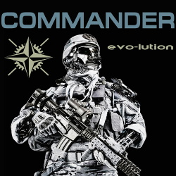 evo-lution - Commander (EP) (2019)