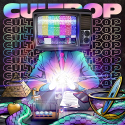 Robots With Rayguns - C U L T P O P (2019)