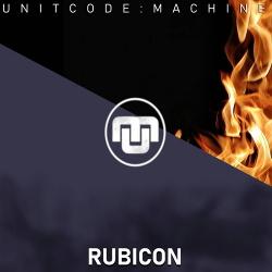 unitcode:machine - Rubicon (VNV Nation Cover) (Single) (2019)