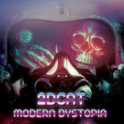 2DCAT - Modern Dystopia (EP) (2020)