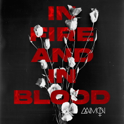 ∆AIMON - In Fire and in Blood (Single) (2020)