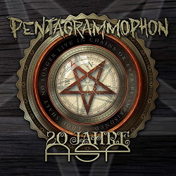 ASP - Pentagrammophon - 20 Jahre ASP (Das Jubiläumskonzert) (3CD) (2020)