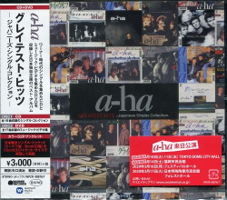 A-ha - Greatest Hits (Japanese Single Collection) (2020)