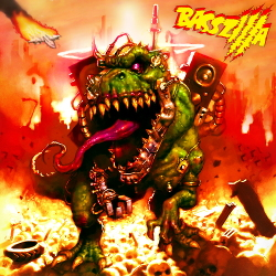 Basszilla - Support Your Local Apocalypse Dealer (2CD) (2020)