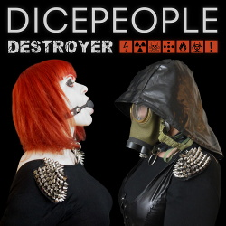 Dicepeople - Destroyer (EP) (2020)