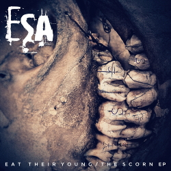 ESA - Eat Their Young / The Scorn (EP) (2020)