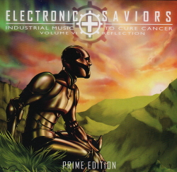 VA - Electronic Saviors - Industrial Music To Cure Cancer Vol VI: Reflection (8CD) (2020)