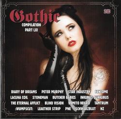 VA - Gothic Compilation 61 (Part LXI) (2CD) (2014)