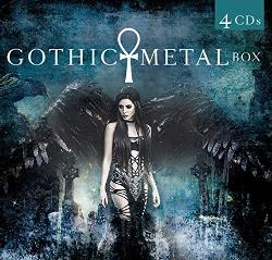 VA - Gothic Metal Box (4CD Boxset) (2019)