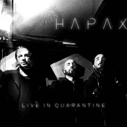 Hapax - Live In Quarantine (2020)